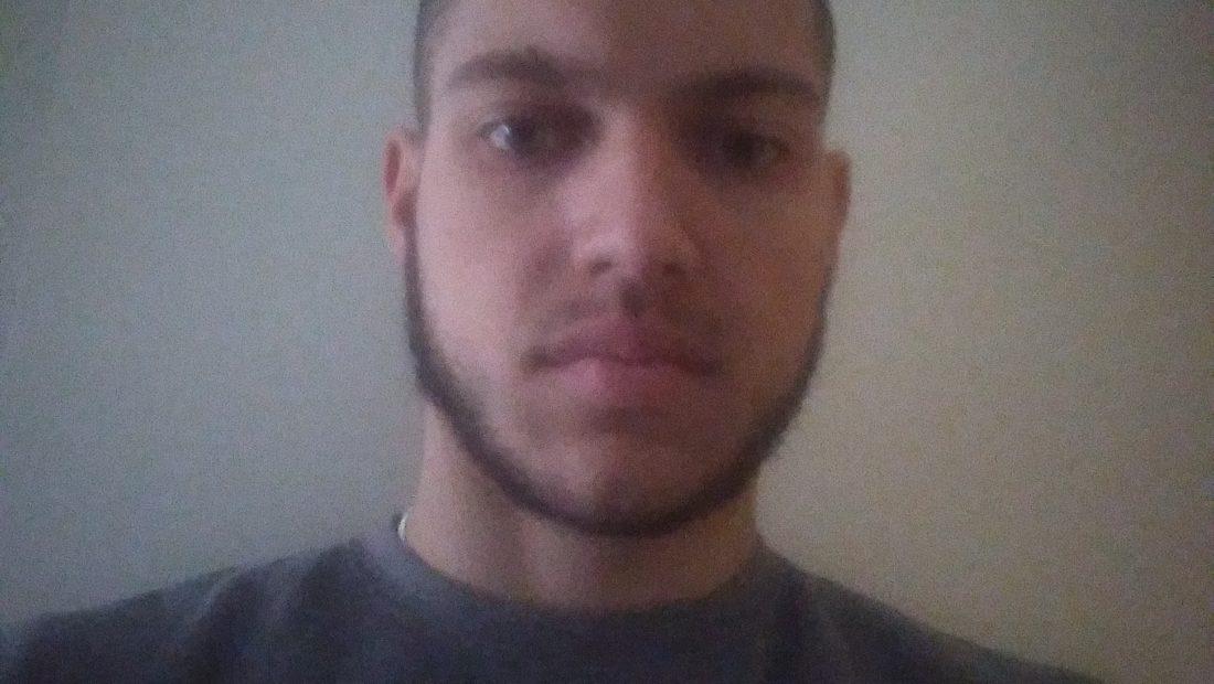 Ioannis, elev på Praktiska Gymnasiet Stockholm Liljeholmen