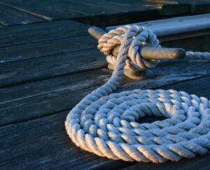 Praktiska Kalmar håller utbildning till sjöss