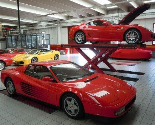 Bild av Ferraribilar