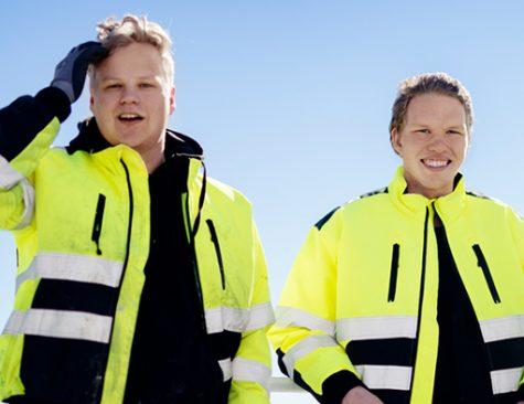 Adam och Timmy Sjöfart