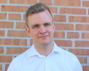 Daniel Larsson, Rektor