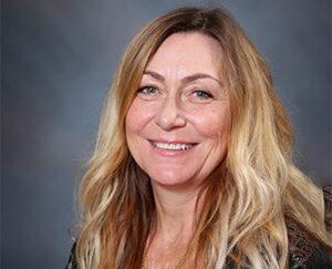 Kerstin undervisar i Handel och administration