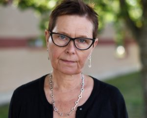 Helen Stenbäck Urde, Rektor
