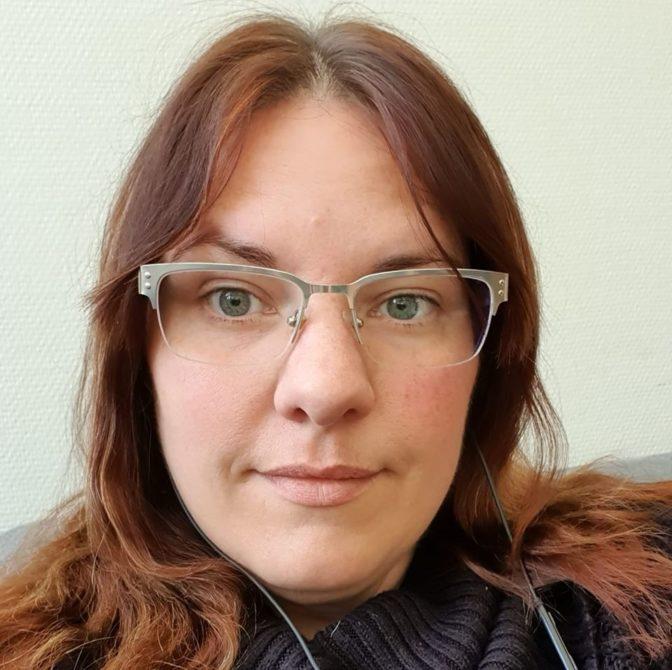 Carola, lärare på Praktiska Gymnasiet Sundsvall
