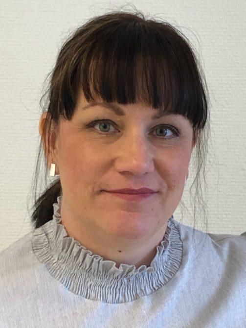 Elin, lärare på Praktiska Gymnasiet Sundsvall