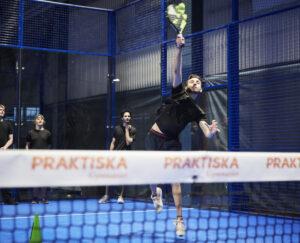Padelprofil på Praktiska i Sundsvall