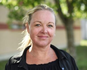 Madeleine Sjöblom, Biträdande rektor, Administratör