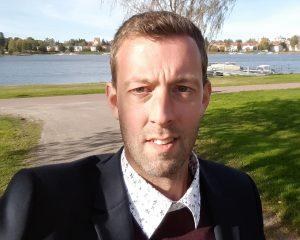 Alexander Wilhelmson, Rektor